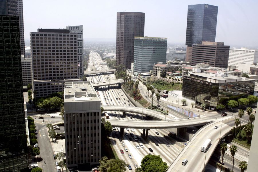 10- Los Angeles