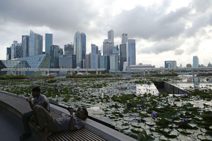 4- Singapour