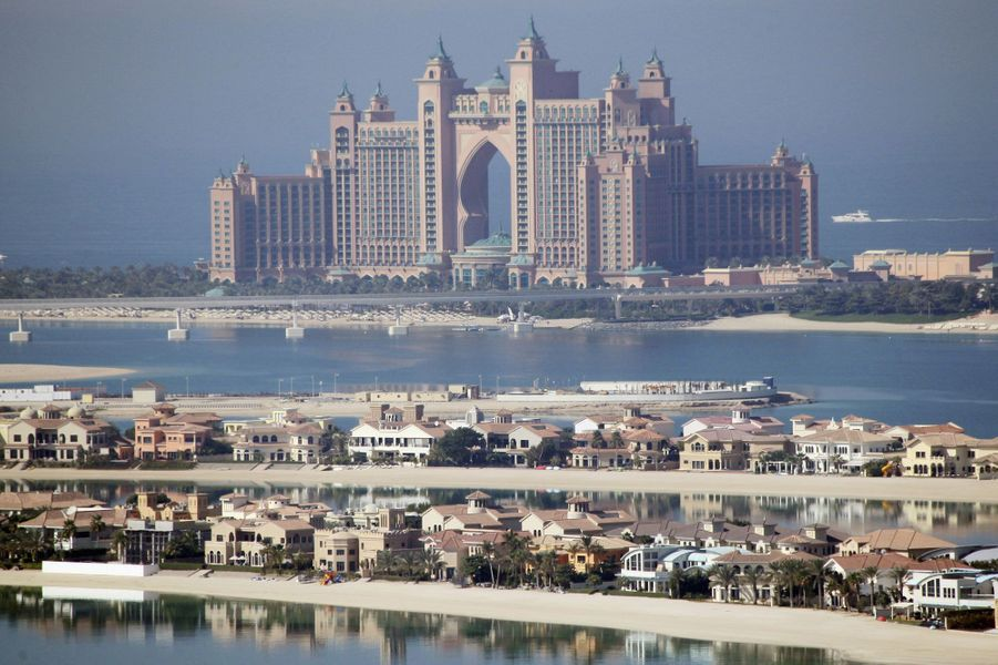 7- Dubaï