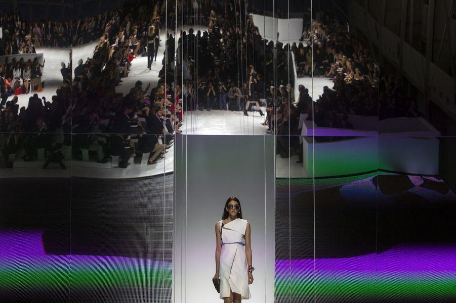 Parterre de stars pour la collection Dior