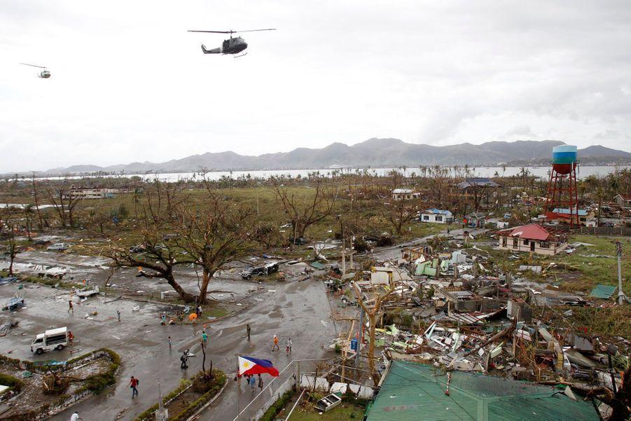 Philippines. La désolation