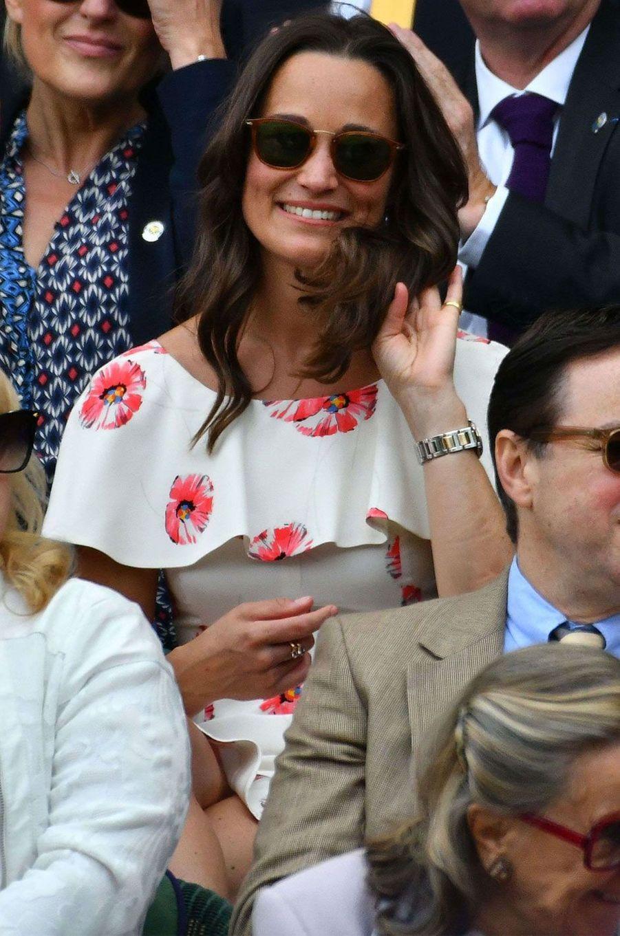 Pippa Middleton à Wimbledon