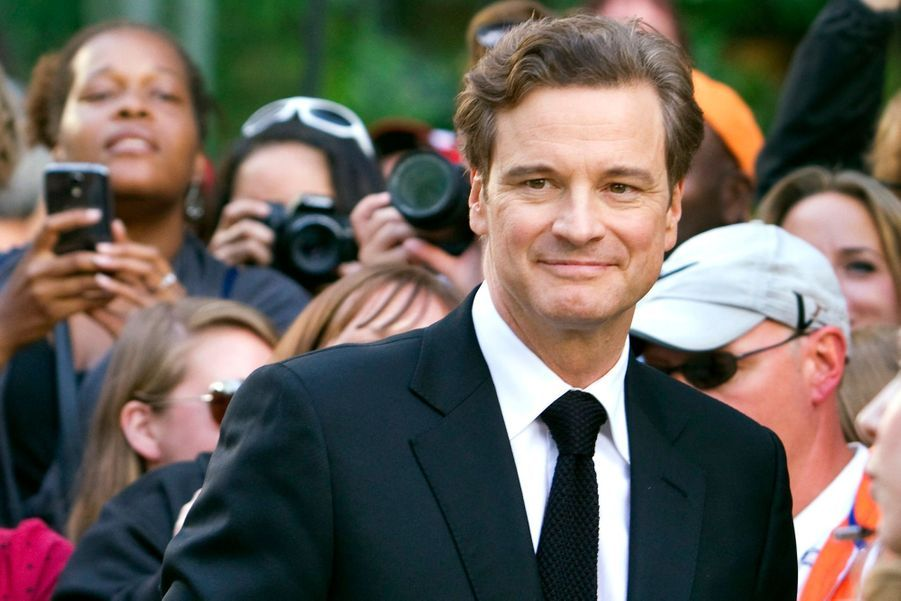 "Colin Firth, pour ""Railway Man"""