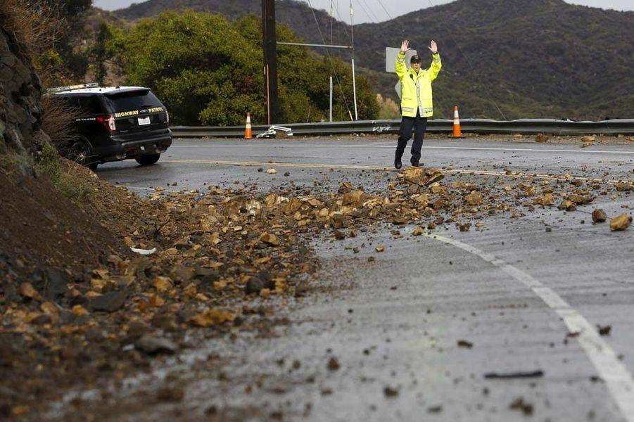 Pour la première fois, El Nino saccage la Californie