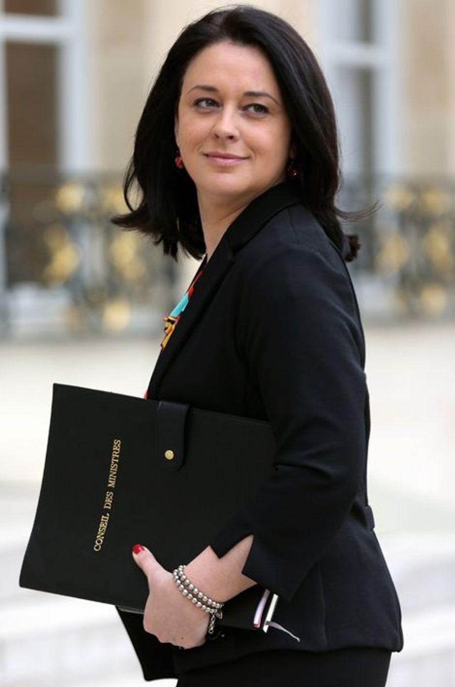 Sylvia Pinel, ministre du Logement