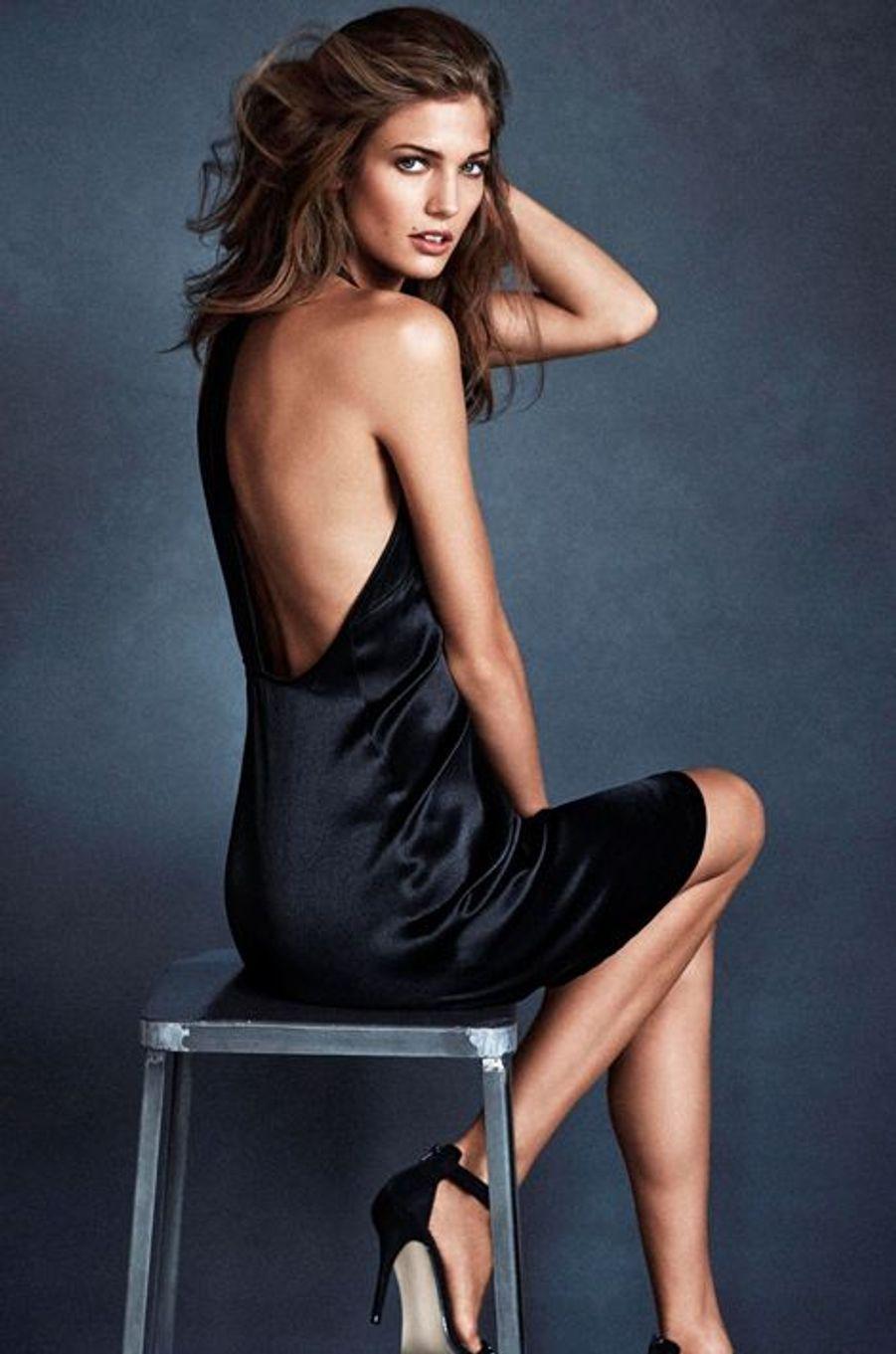 Kendra Spears, princesse modèle