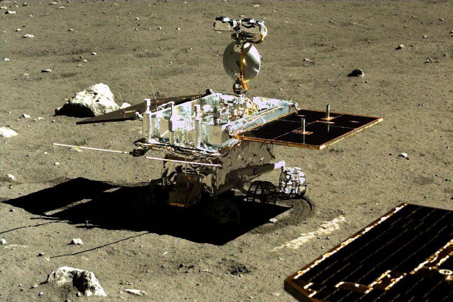 Le rover Yutu