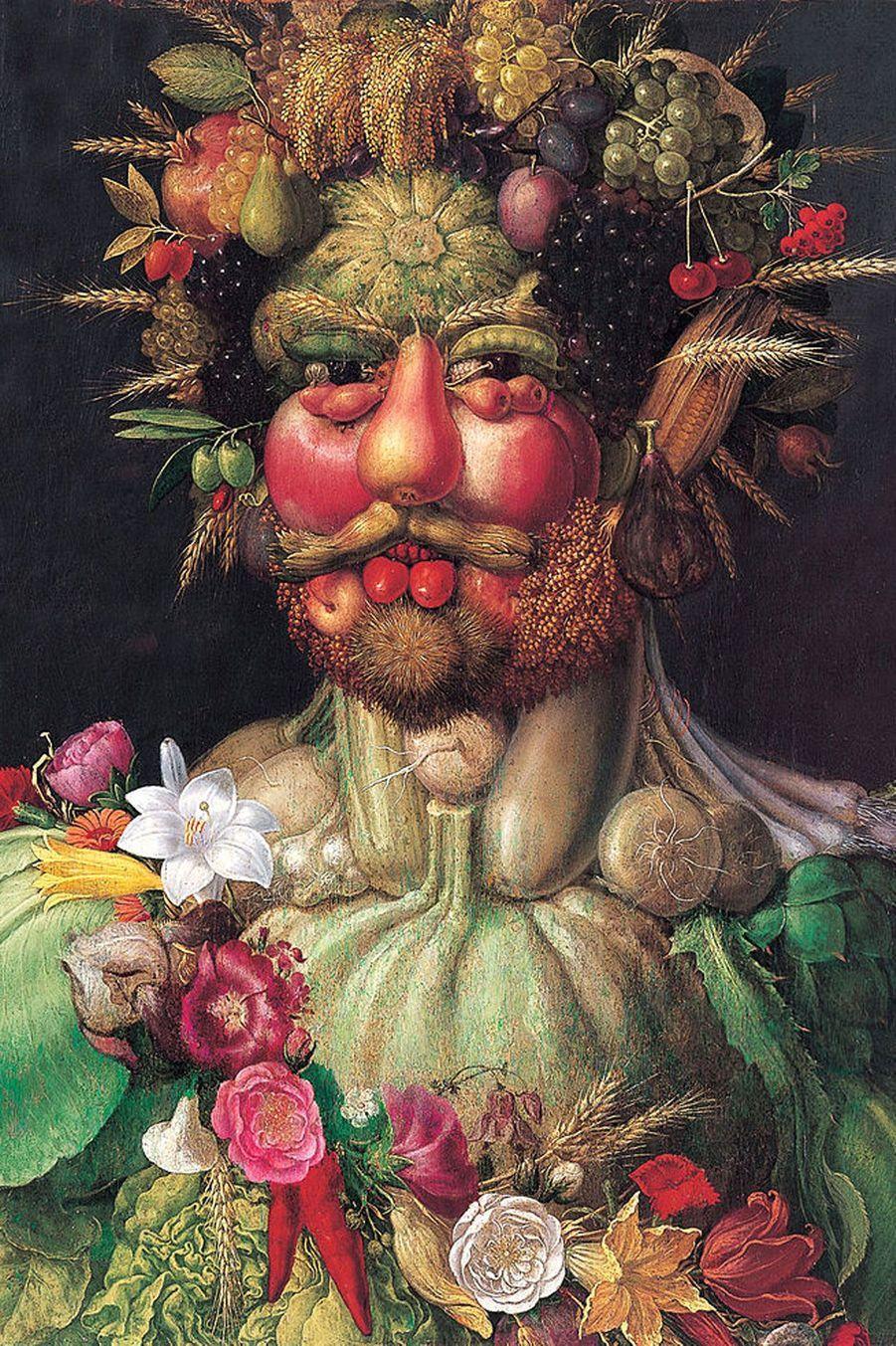 Quand les légumes ont des yeux