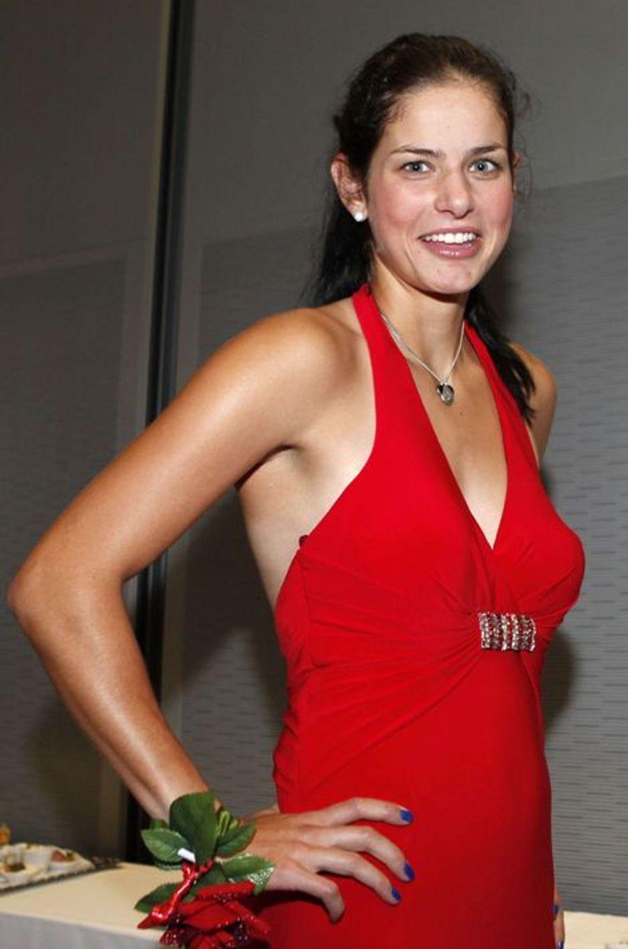 Julia Goerges (Allemagne)