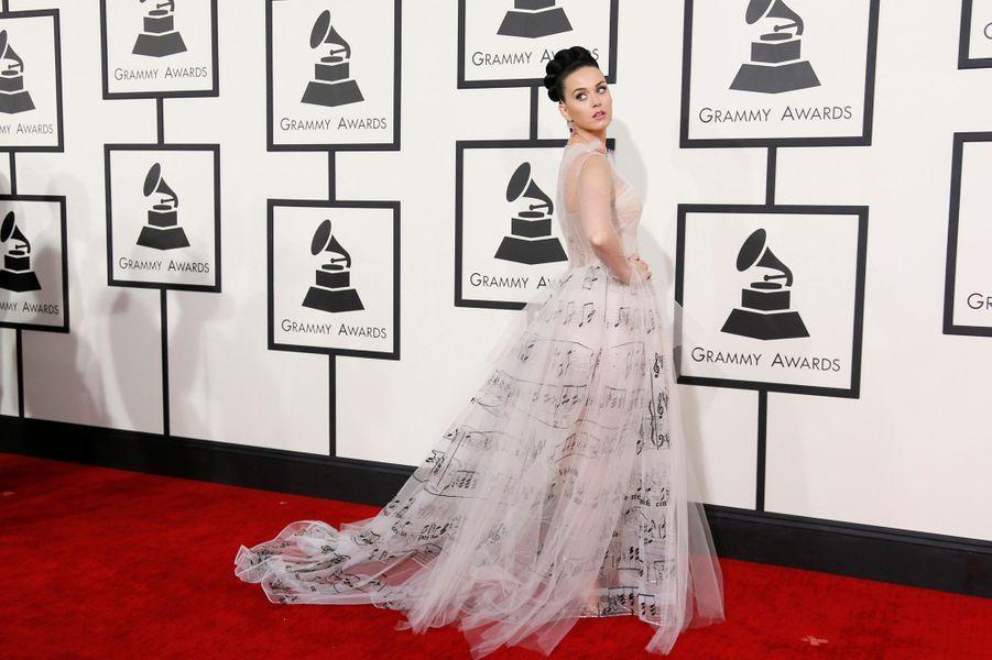 Katy Perry en Valentino