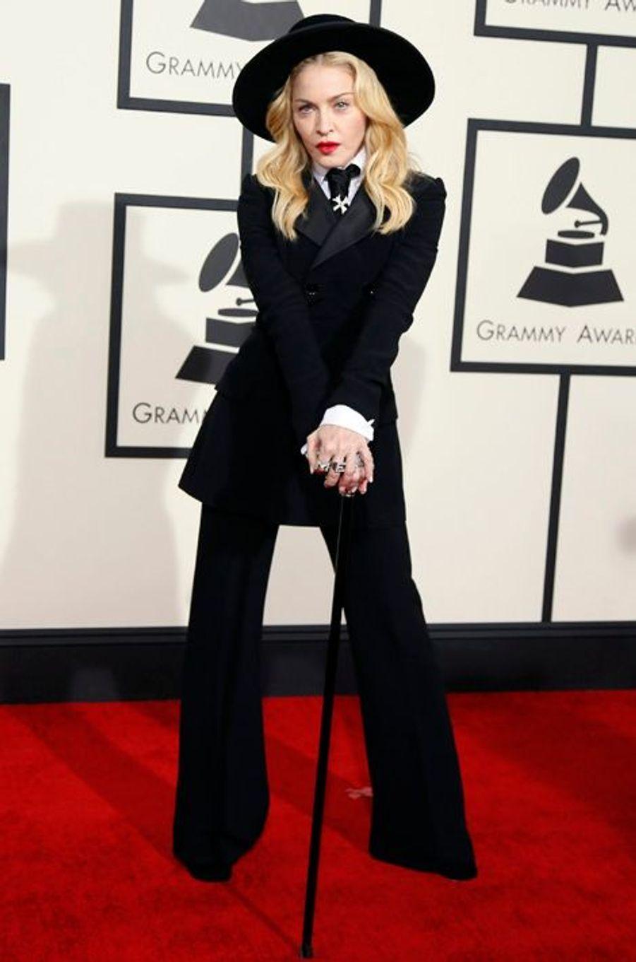 Madonna en Ralph Lauren