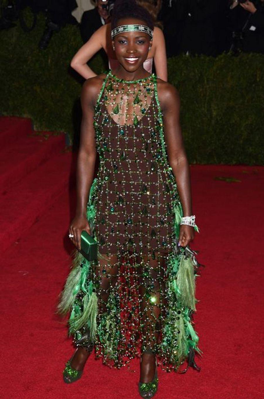 Lupita Nyong'o (en Prada)