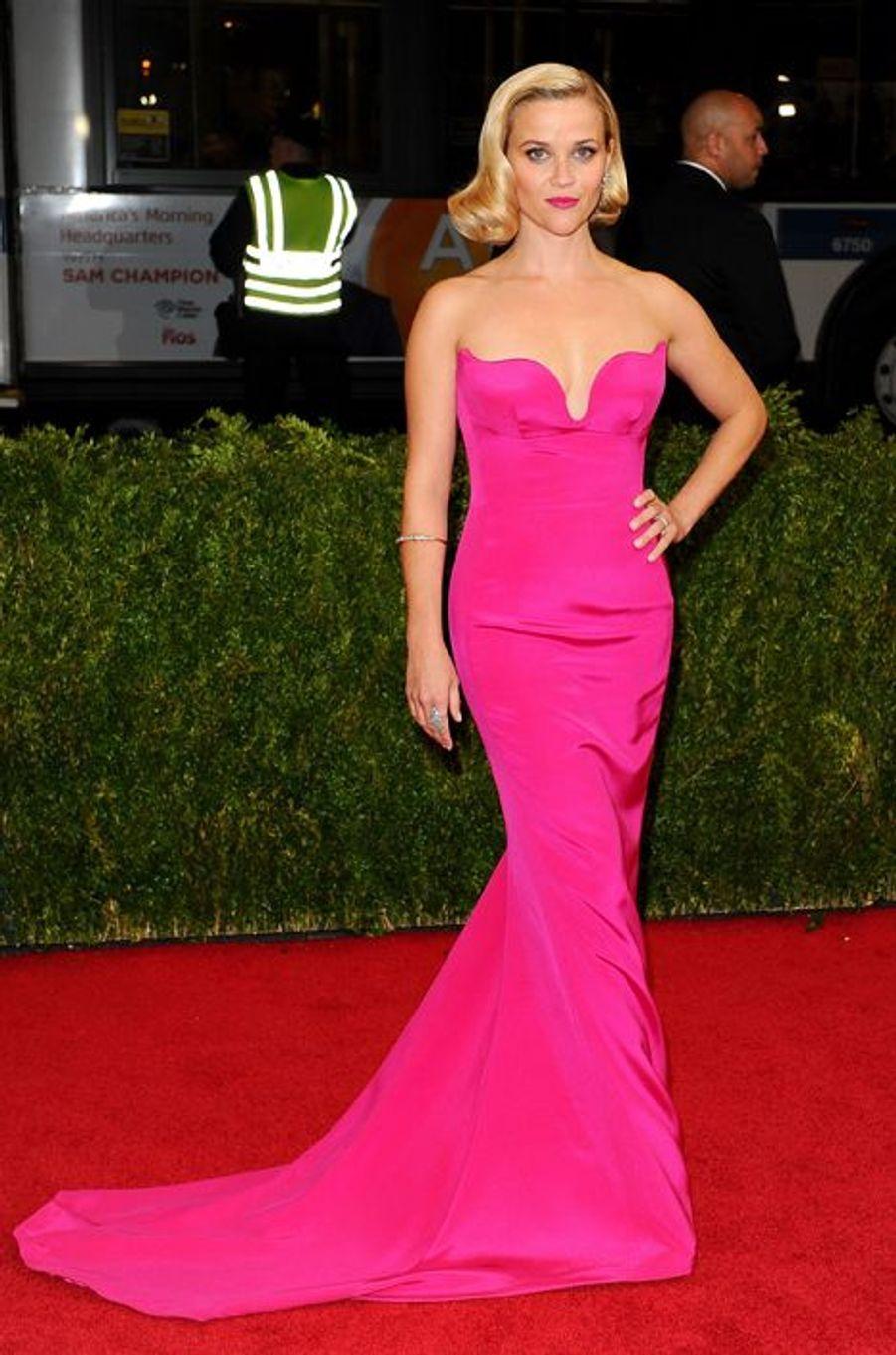 Reese Witherspoon (en Stella McCartney)