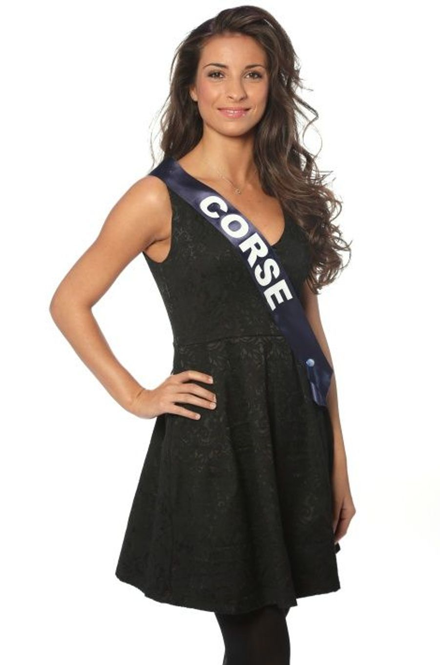 Cécilia Napoli, 19 ans, Miss Corse