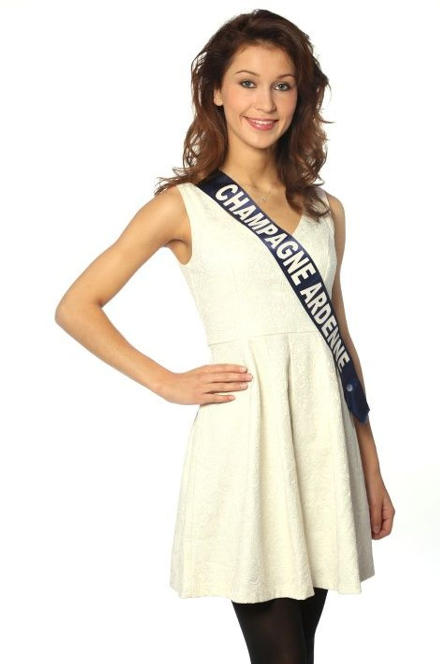 Louise Bataille, 18 ans, Miss Champagne Ardenne