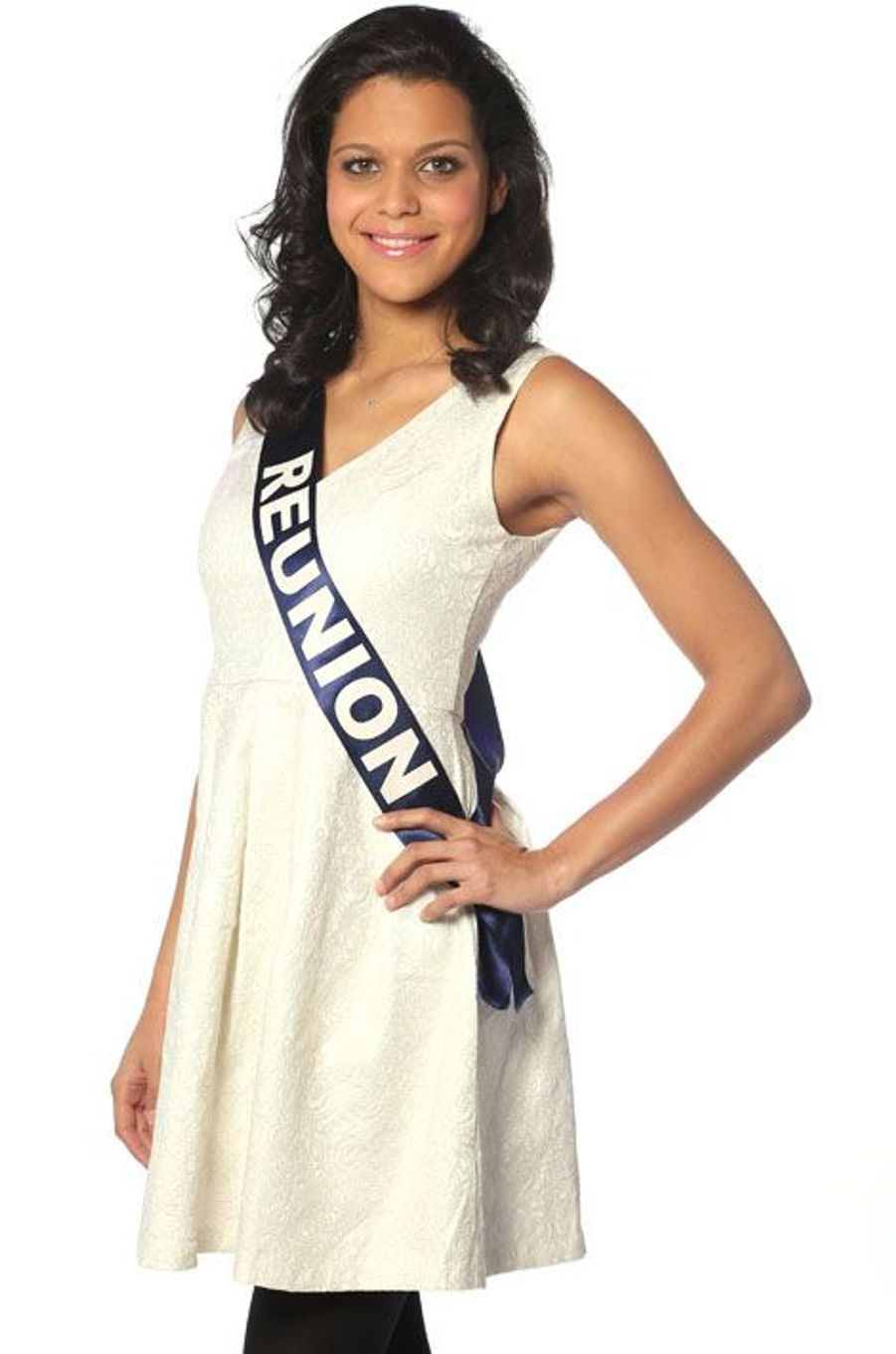 Vanille M'doihama, 21 ans, Miss Réunion