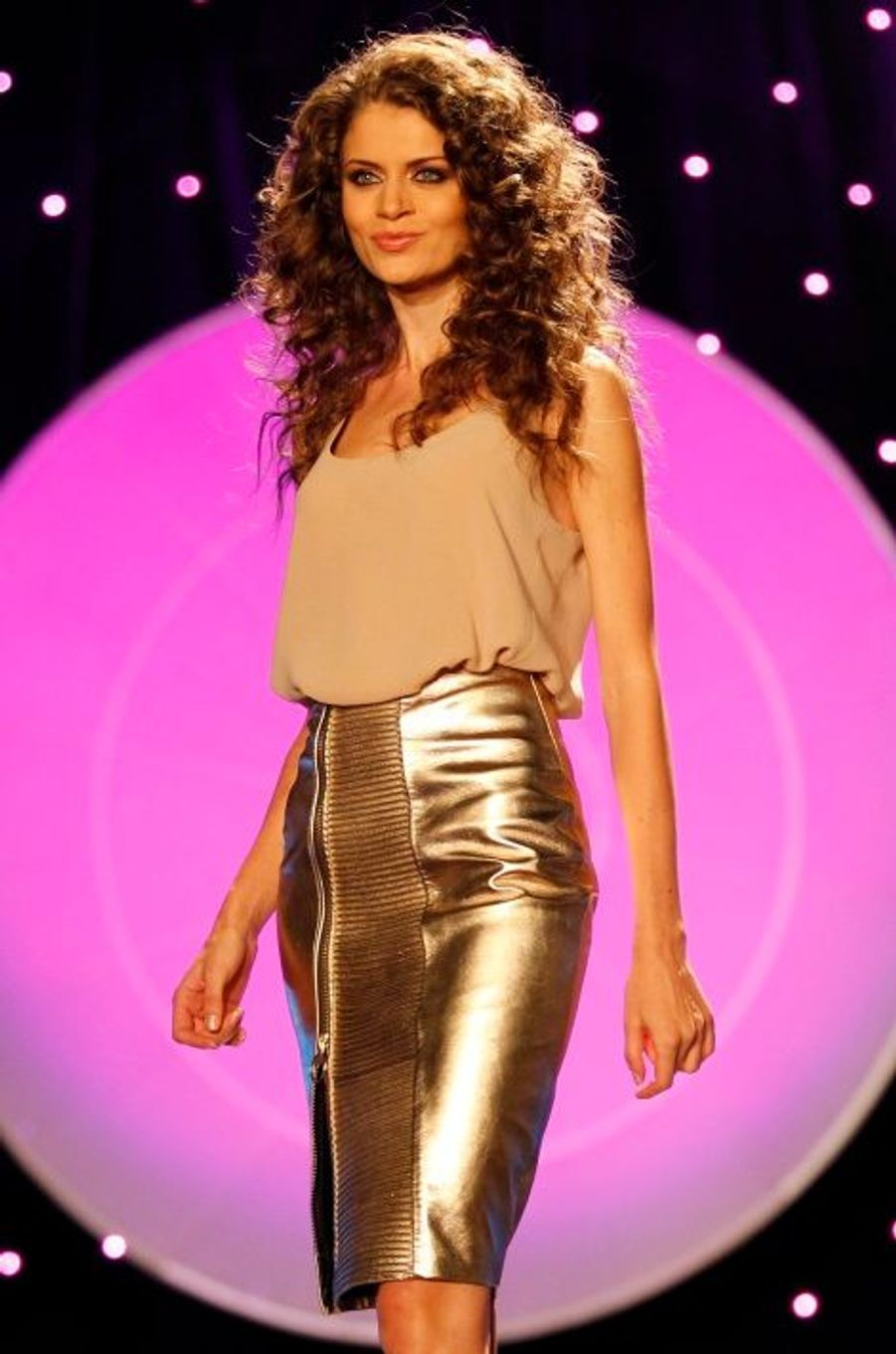 Miss Roumanie, Roxana Oana Andrei