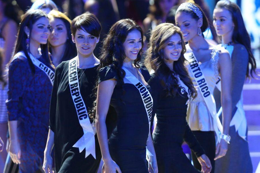 Qui sera Miss Univers?
