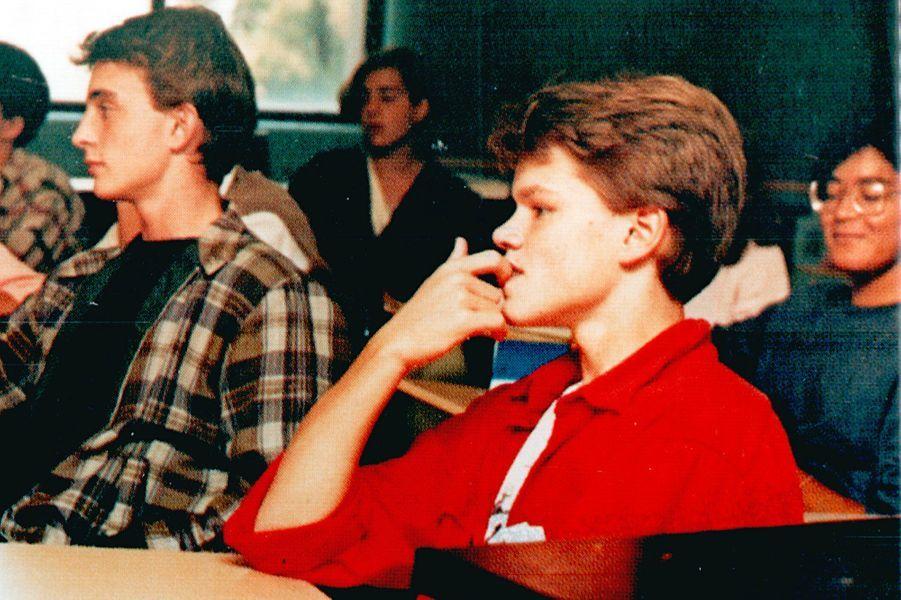 """Sur la photo précédente, Zachary Quinto en 1995, avant qu'il ne devienne Spock dans """"Star Trek""""."""