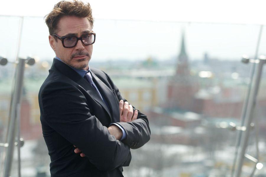 Robert Downey Jr, 75 millions de dollars (55,6 millions d'euros)