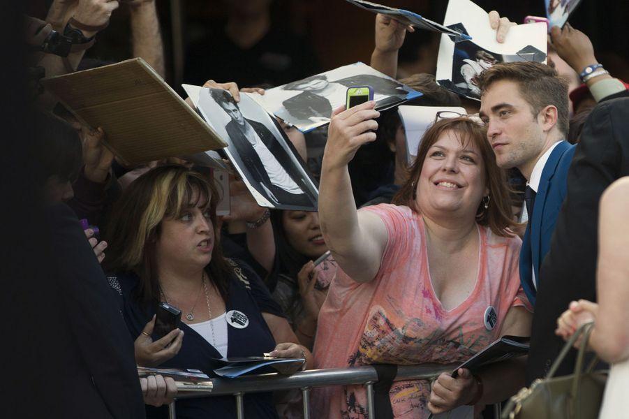 "Robert Pattinson, charmeur pour ""The Rover"""