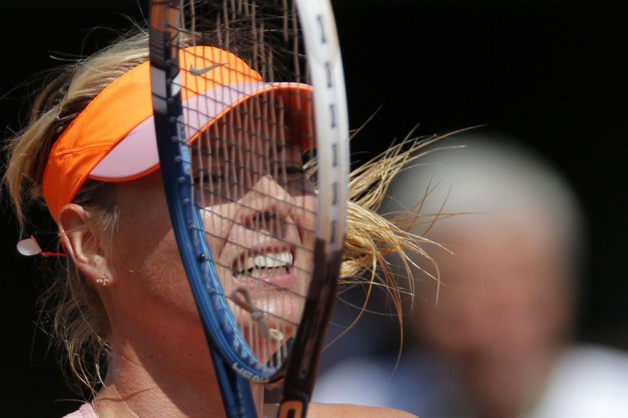 Le triomphe de Maria Sharapova