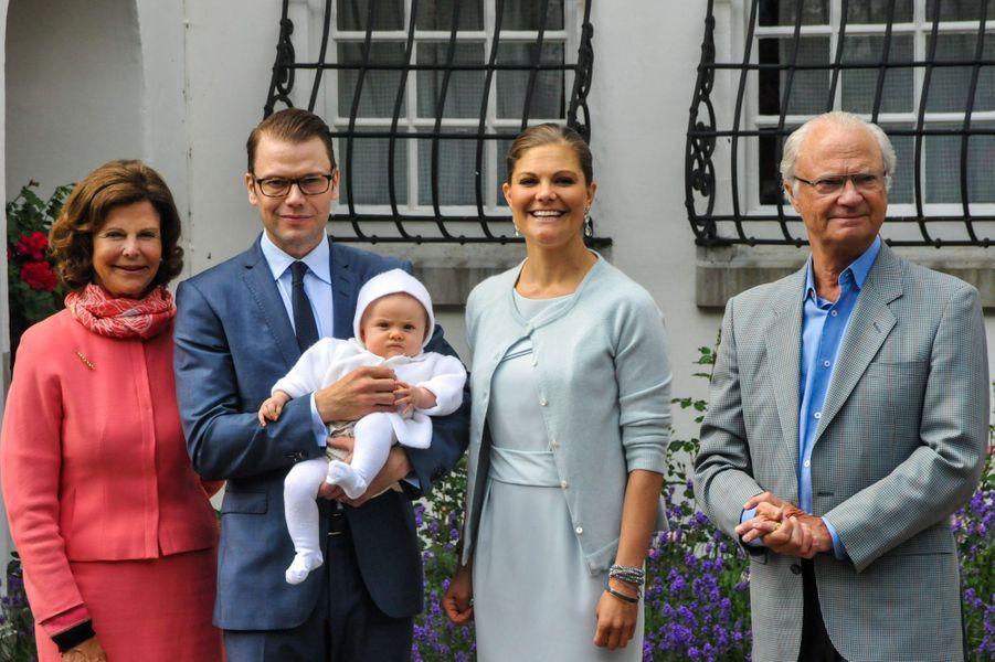 Les 35 ans de Victoria, le 14 juillet 2012