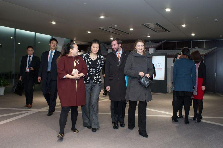 Stéphanie et Guillaume, voyage en Chine