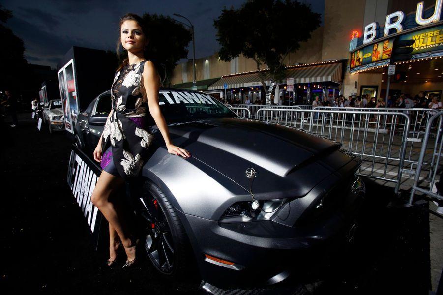 Une escapade d'enfer pour Ethan Hawke et Selena Gomez