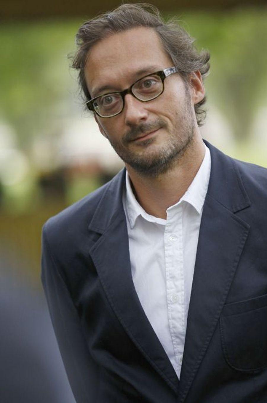 Fabrice de la Patellière, directeur de la fiction à Canal+