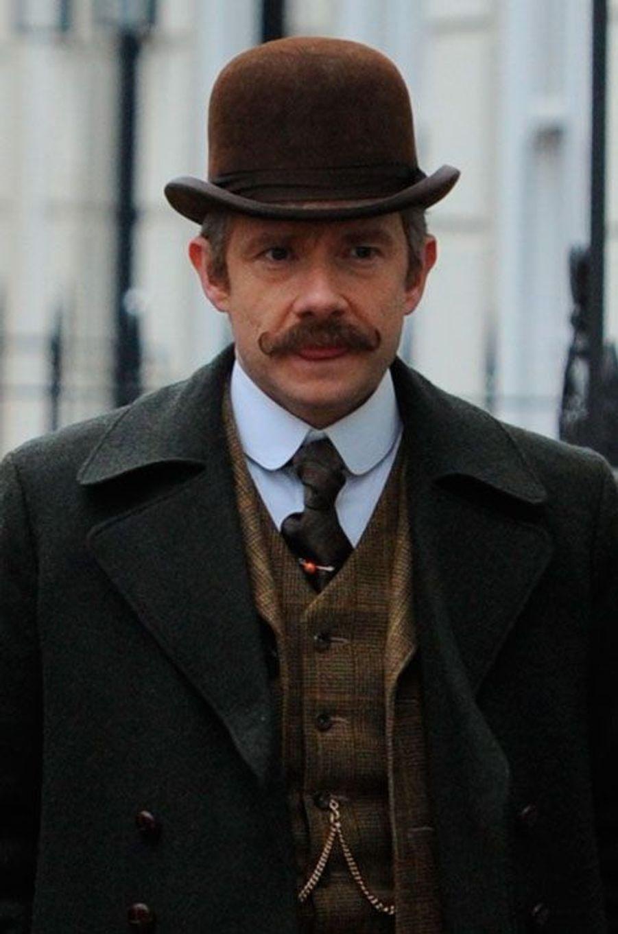 Sherlock Holmes remonte le temps