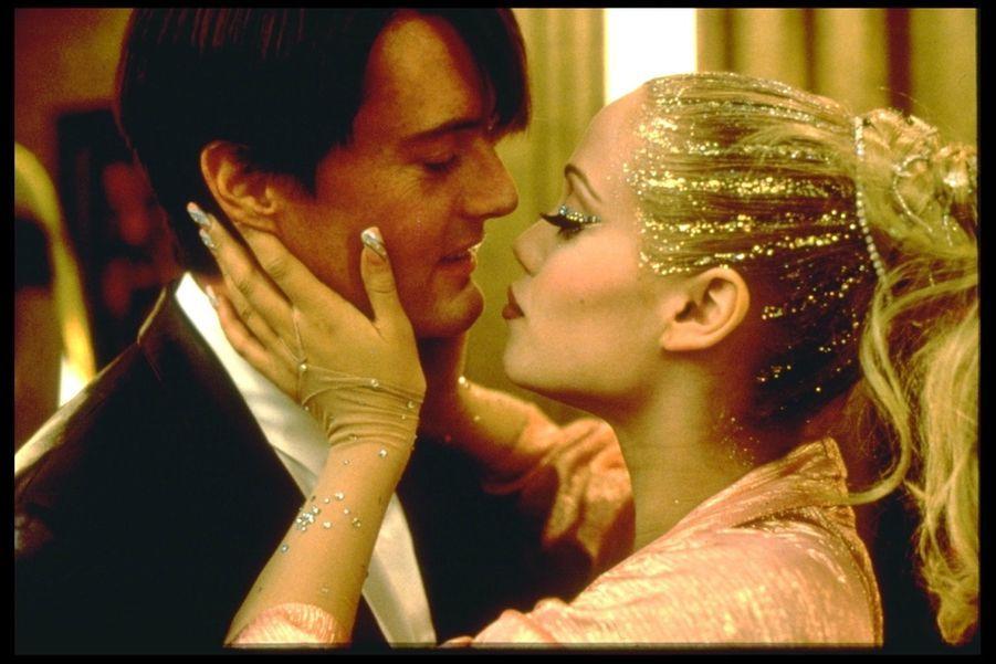 «Showgirls» de Paul Verhoeven, avec Elizabeth Berkley et Kyle MacLachlan (1995).