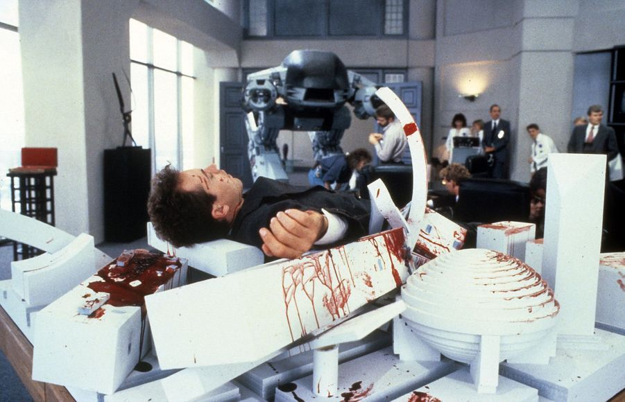 « RoboCop » de Paul Verhoeven (1987).