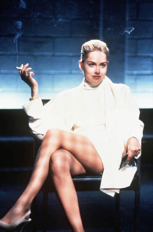 « Basic Instinct » de Paul Verhoeven avec Sharon Stone (1992).