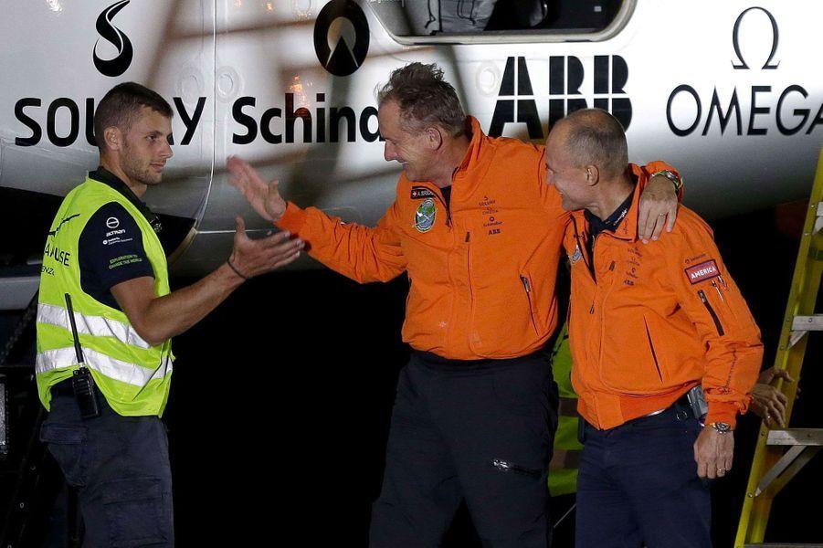 Solar Impulse s'offre Phoenix
