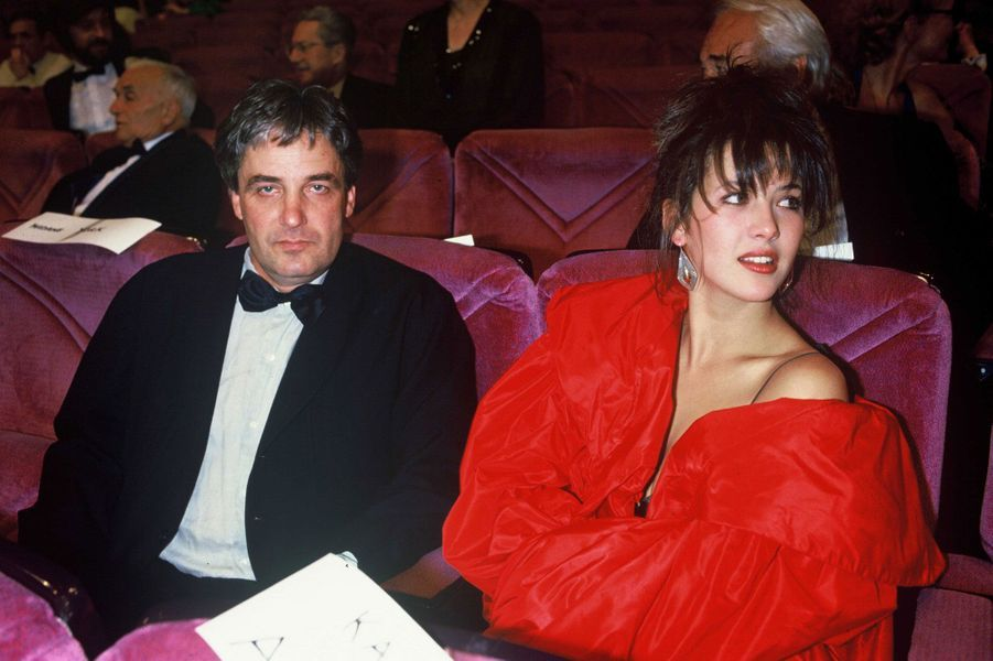 Sophie Marceau et Andrzej Zulawski en 1987