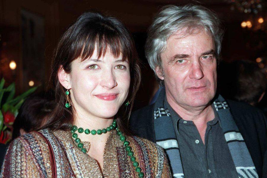 Sophie Marceau et Andrzej Zulawski en 1997