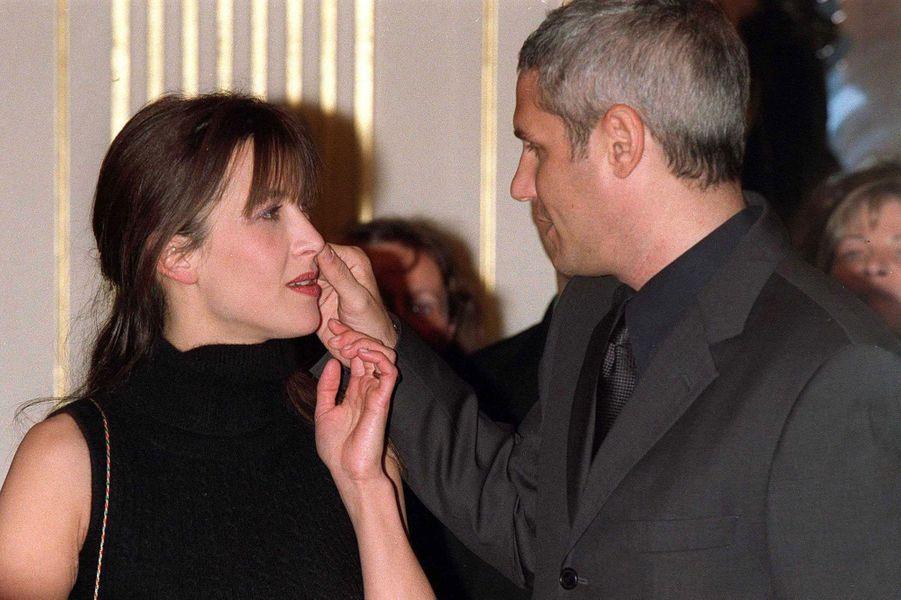 Sophie Marceau et Jim Lemley en 2003
