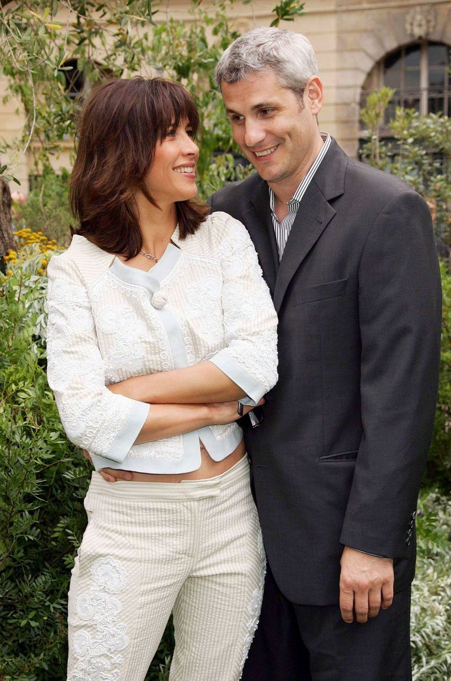 Sophie Marceau et Jim Lemley en 2006
