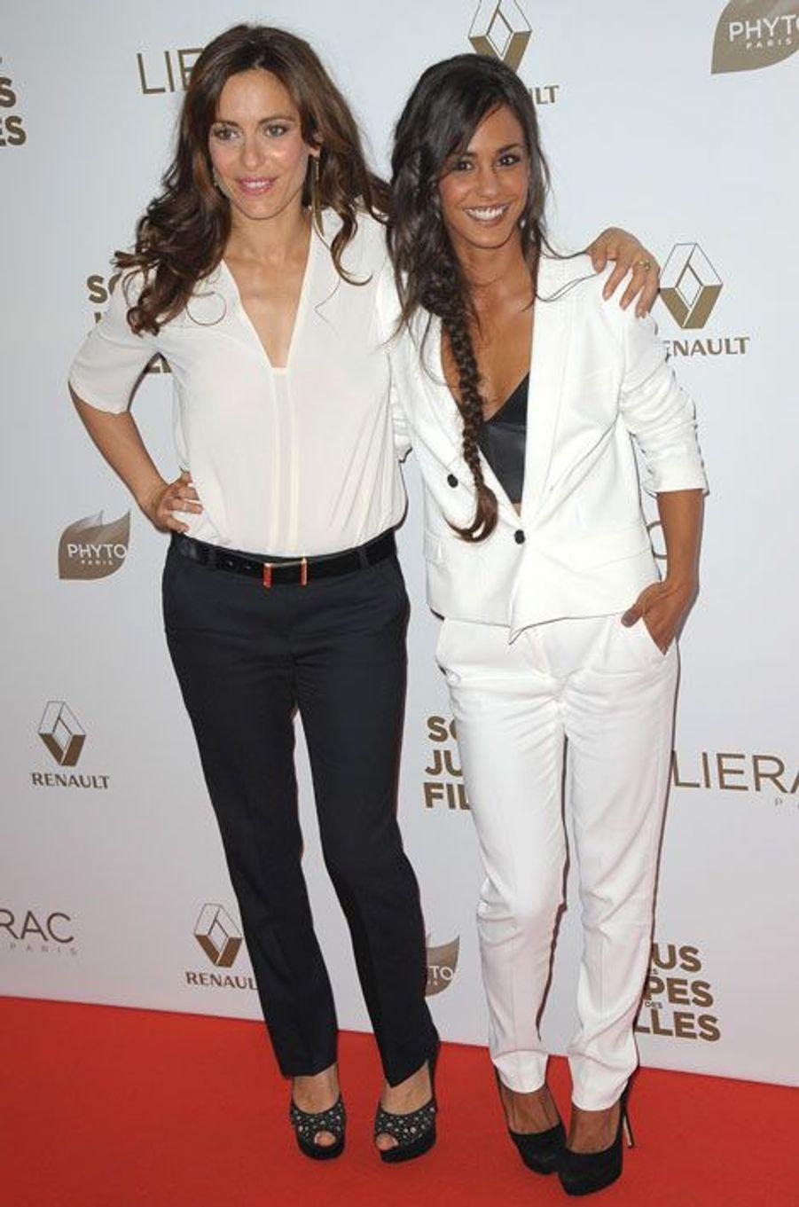 Audrey Dana et Alice Belaïdi