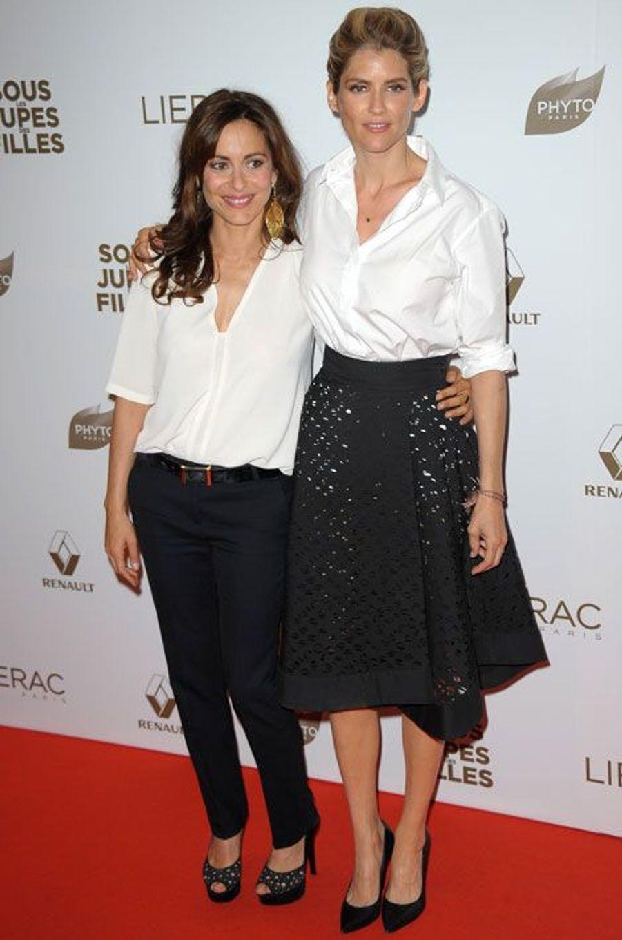 Audrey Dana et Alice Taglioni