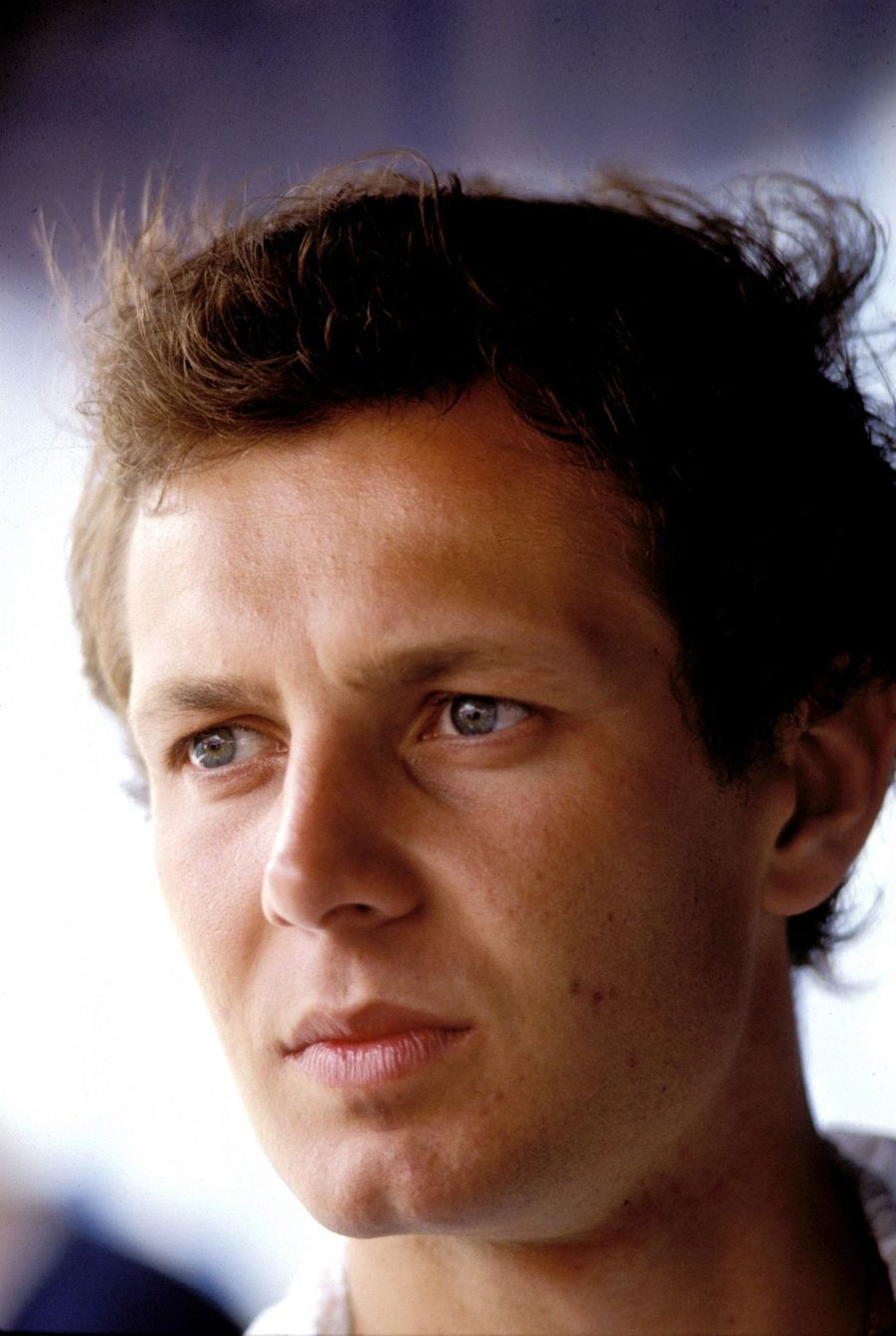 Stefano Casiraghi en mai 1984.