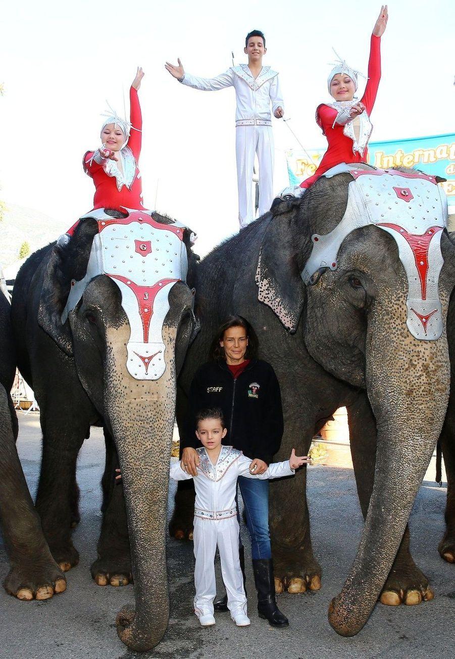 Le princesse qui murmurait à l'oreille des éléphants