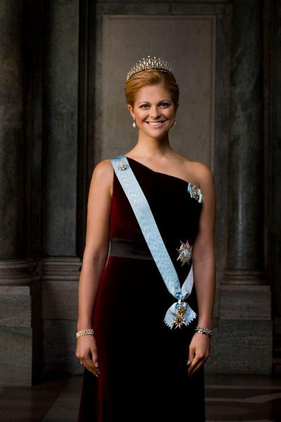 Photo officielle de la princesse
