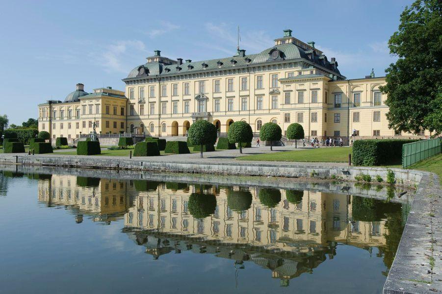 Le palais Drottningholm