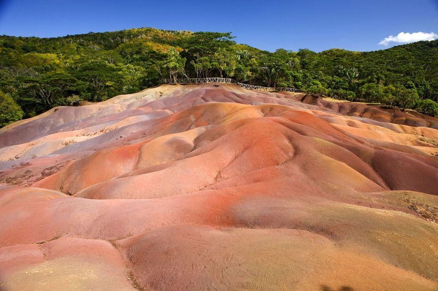 Les Terres des sept couleurs de Chamarel