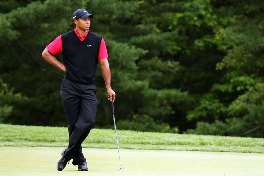 Tiger Woods en juin 2009.