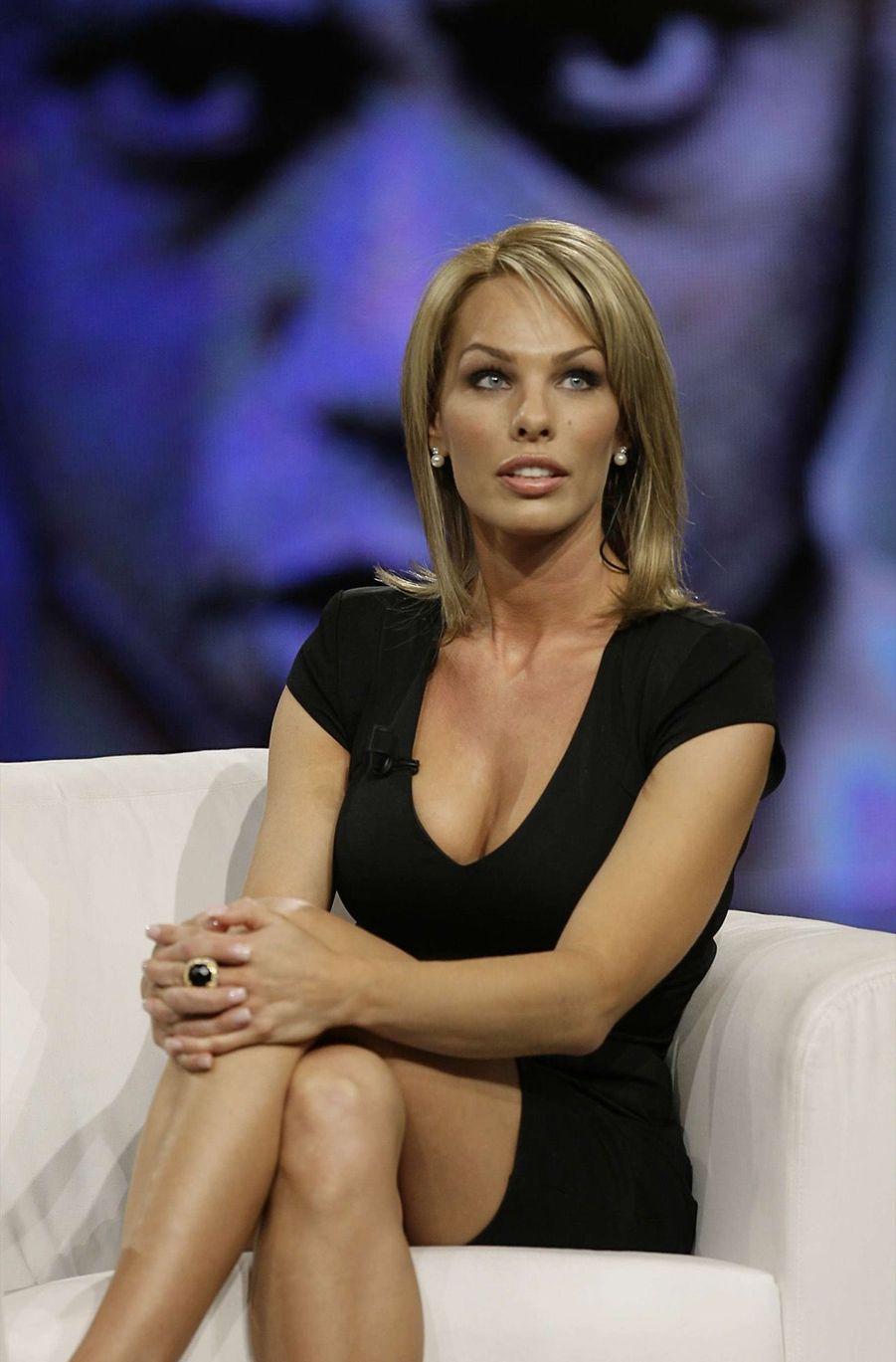 Cori Rist, maitresse présumée de Tiger Woods, en janvier 2010.