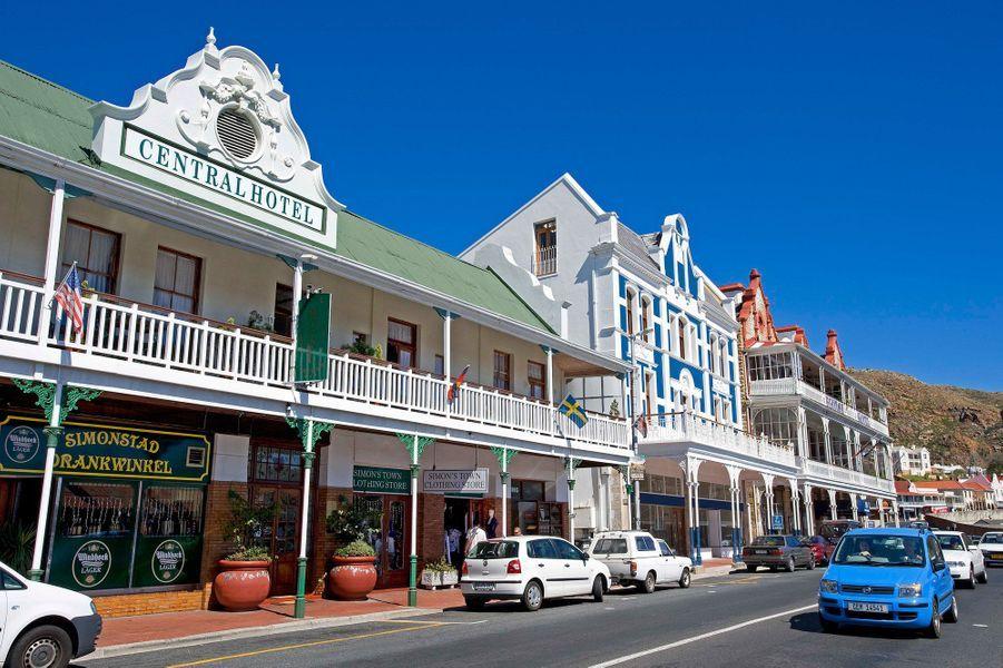 Cape Town et sa vieille ville
