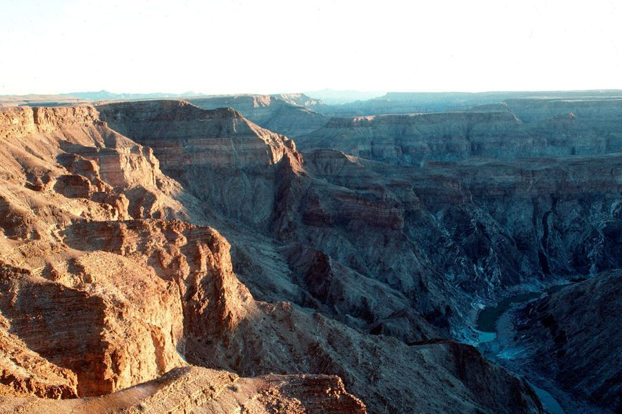 La Namibie a son grand canyon